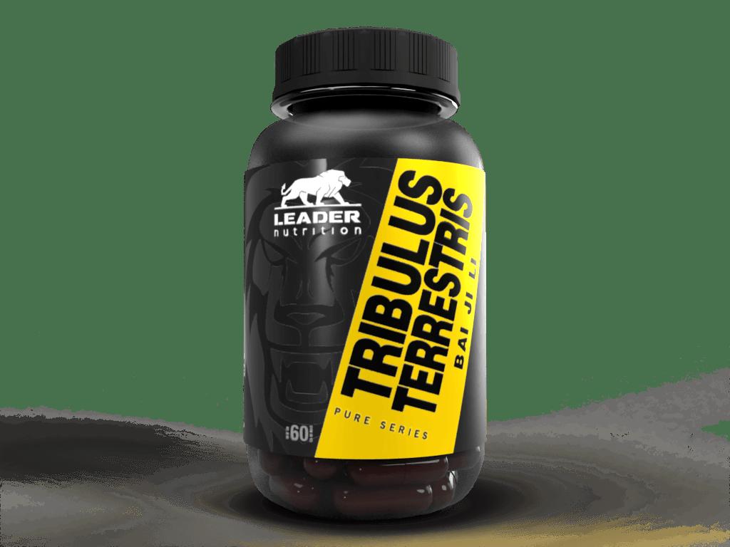 Pré-Hormonal Tribulus Terrestris 60 Caps Leader Nutrition