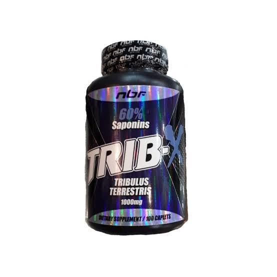 Pré-Hormonal Tribulus Terrestris Trib-X 1000Mg - Nbf