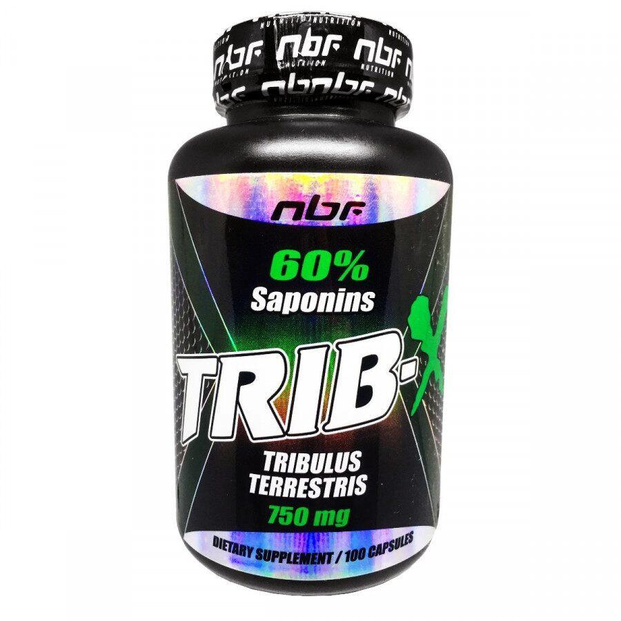 Pré-Hormonal Tribulus Terrestris Trib-X 750Mg - Nbf