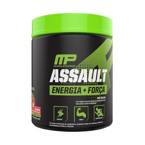 Pré-Treino Assault 300Gr Melancia Musclepharm