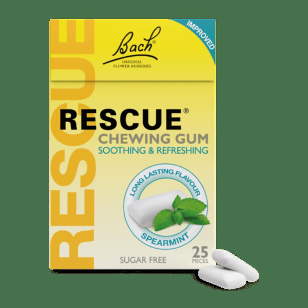RESCUE REMEDY - Goma de Mascar - 25 gomas