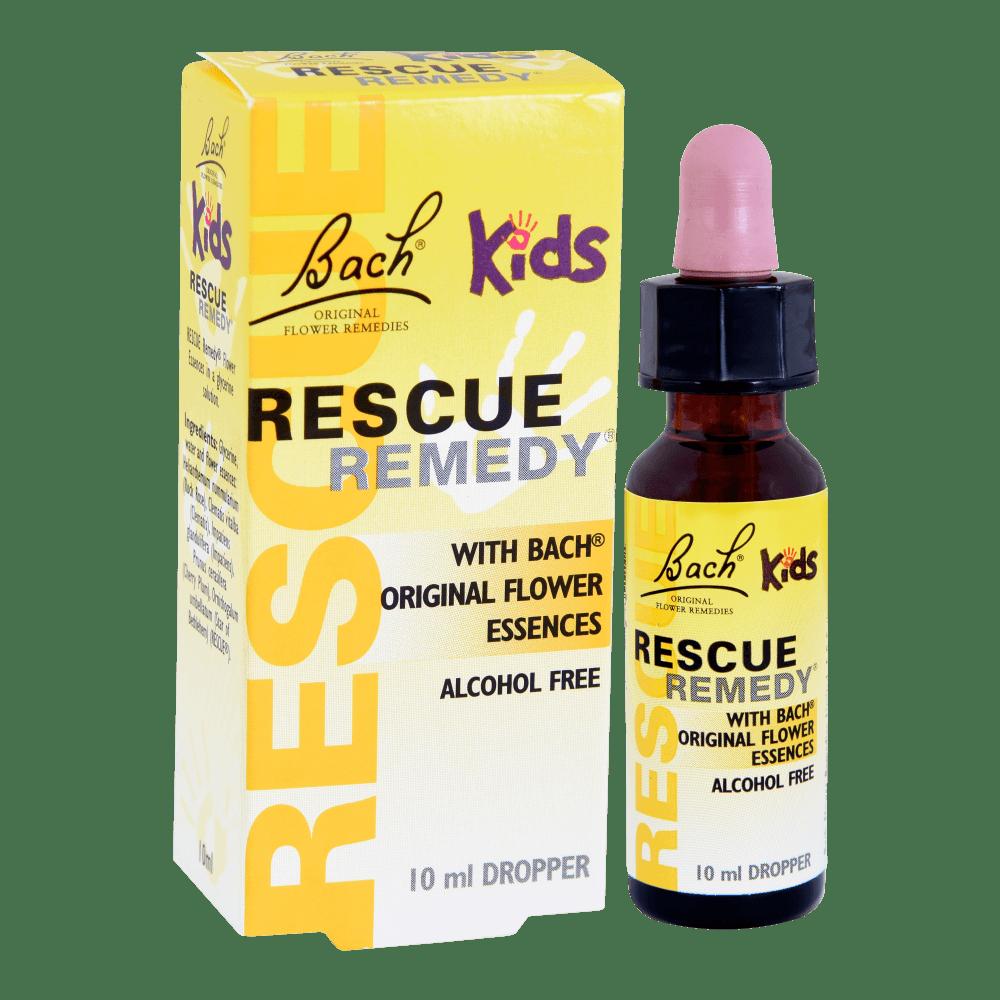 RESCUE REMEDY Kids 10ml - Original Floral de BACH