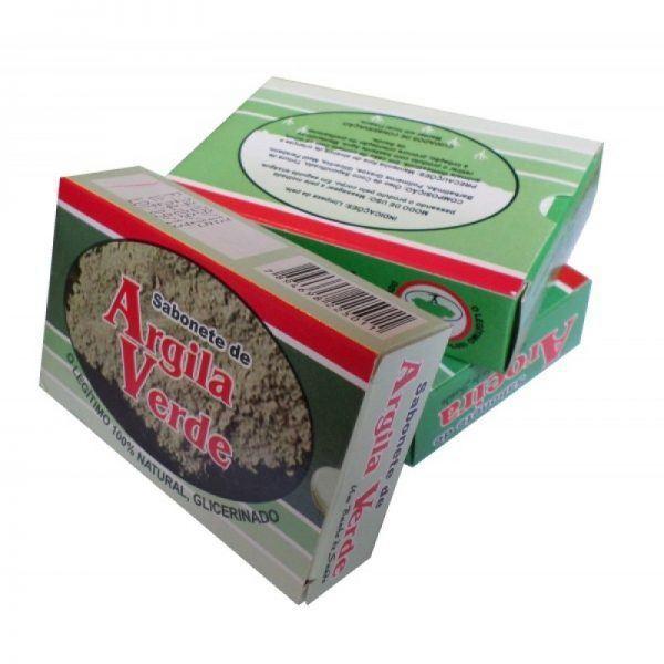 Sabonete Argila Verde – 90g