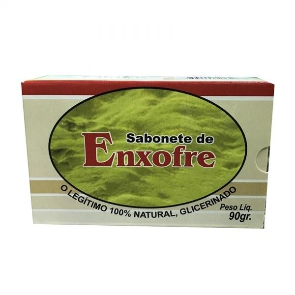 Sabonete de Enxofre – 100% Natural – Glicerinado