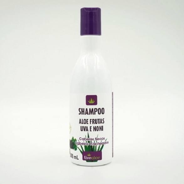 Shampoo Aloe Frutas