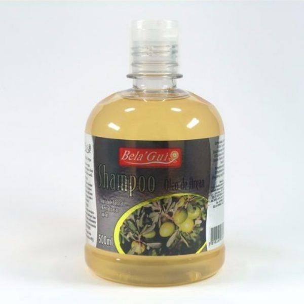 Shampoo de Argan – Bela Gui – 500ml