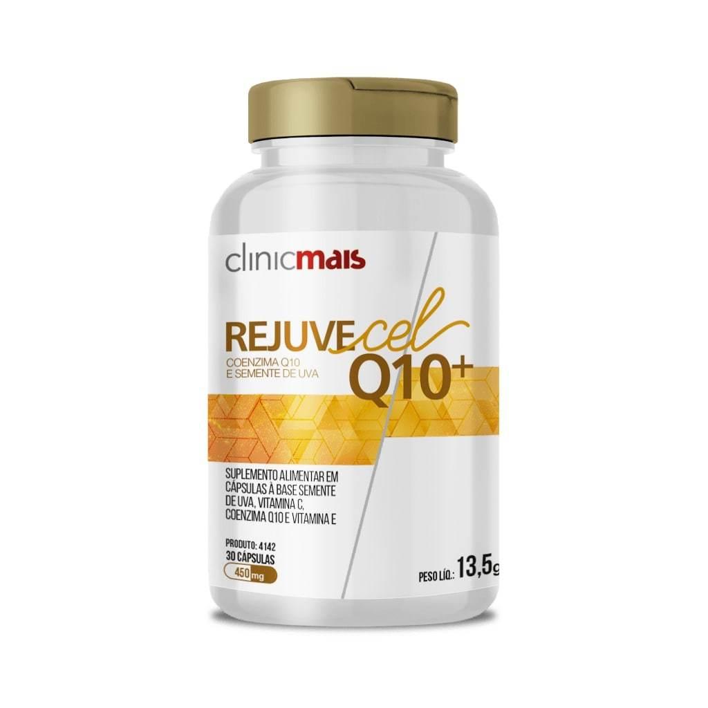 Suplemento RejuveCelQ10+ 30 Cápsulas 450mg