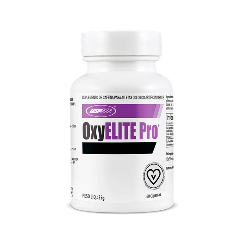 Termogênico OxyElite Pro 60caps - USPlabs
