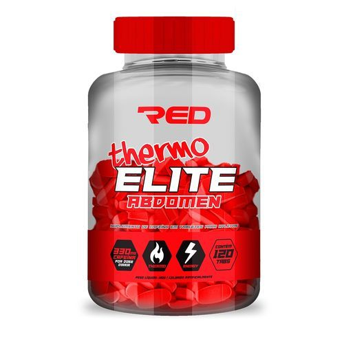 Termogênico Thermo Elite 120 Tabs Red Series