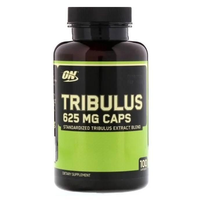 Tribulus Terrestris 625mg On Optimum Nutrition 100 Caps