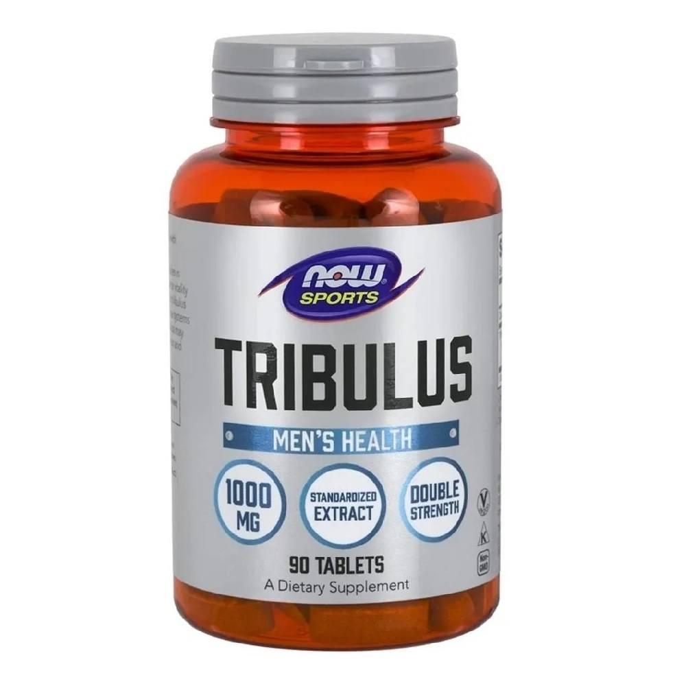 Tribulus  Terrestris Mens Health 90 Tablets 1000 mg Now Sports