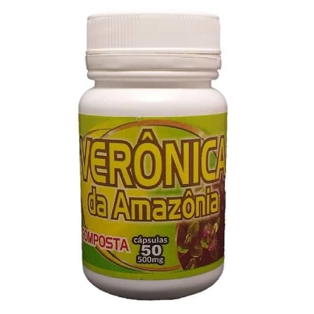 Verônica - 50 Cápsulas