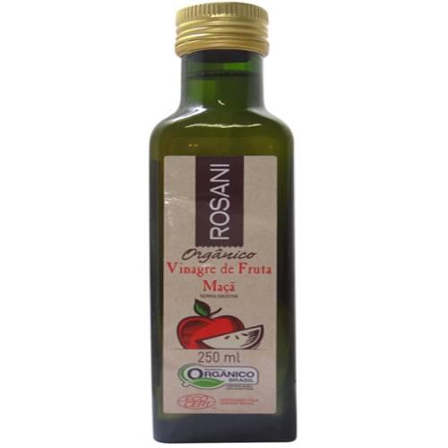 Vinagre de Maça Orgânico – Rosani – 250ml