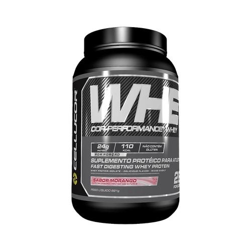 Whey Protein Cor-Performance 889G Morango Cellucor