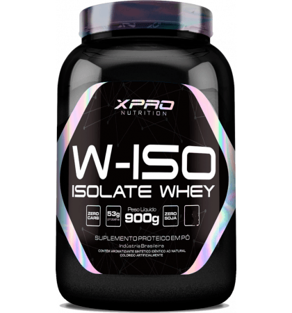 Whey Protein W-Iso Isolate 900Gr Chocolate Xpro Nutrition