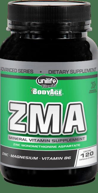 ZMA 120 Cápsulas - Unilife