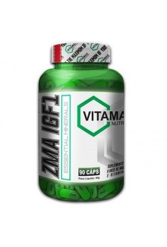 Zma Igf 1 90 Caps Vitamax
