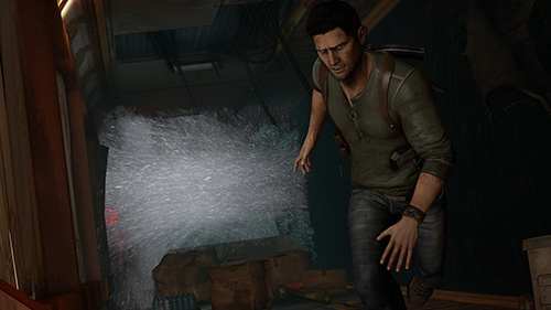 Looking back - UNCHARTED 3 at E3 2011