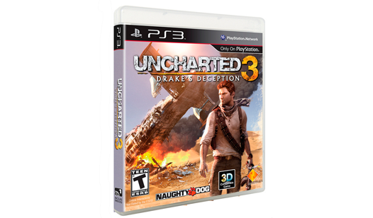 Uncharted 3: Drake's Deception Goes Gold!
