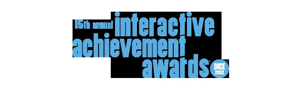 Interactive Achievement Awards ceremony tonight!