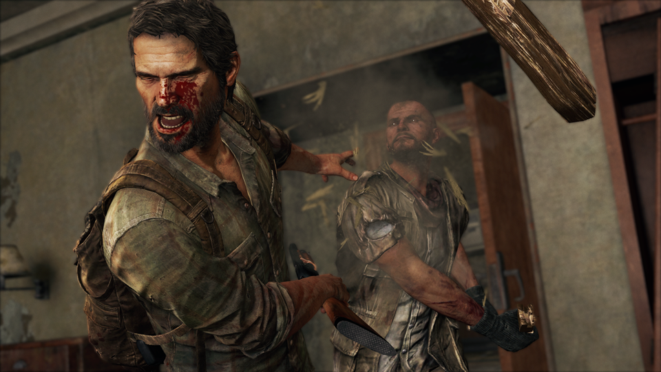 E3 2012: Paint It Black - The Last of Us Gameplay