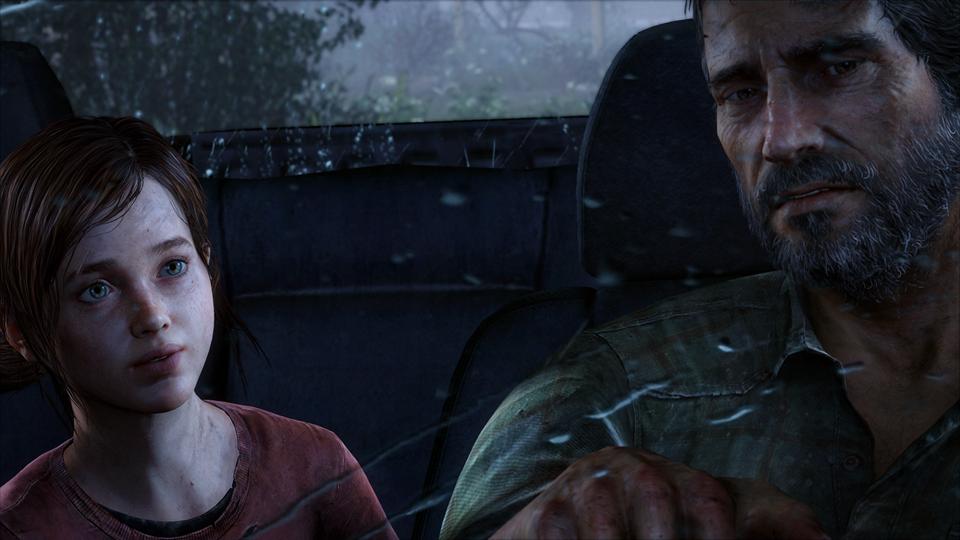 The Last of Us Gamescom 2012 Trailer