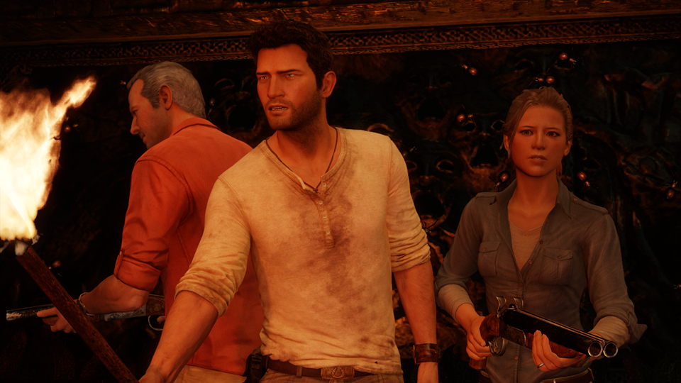 Uncharted 3 Game of the Year Edition Available Now