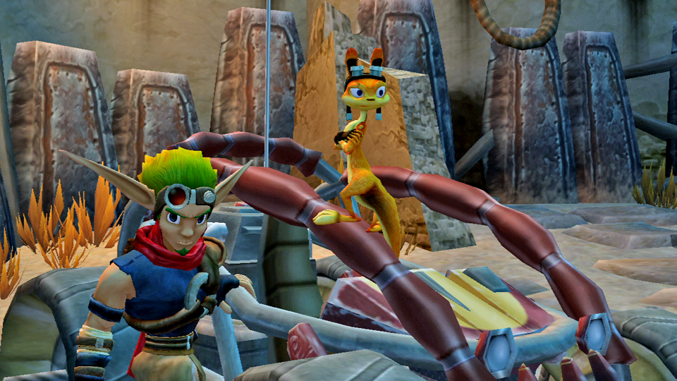 Jak and Daxter Collection on the Horizon: A Founding Dog Returns