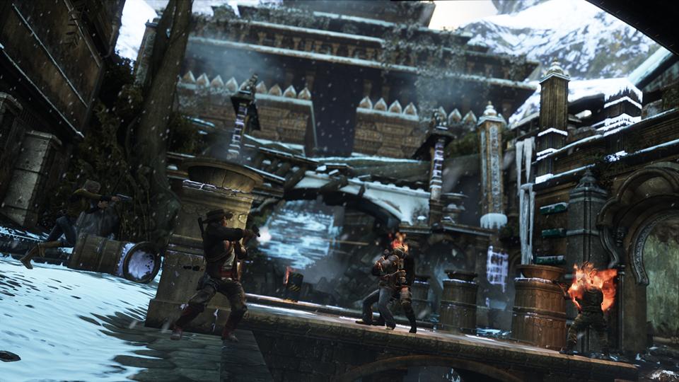 Co-Op Shade Survival Mode and Final FHC DLC