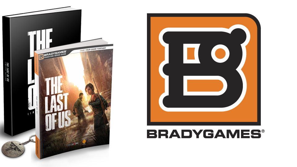 The Last of Us Brady Games Strategy Guides