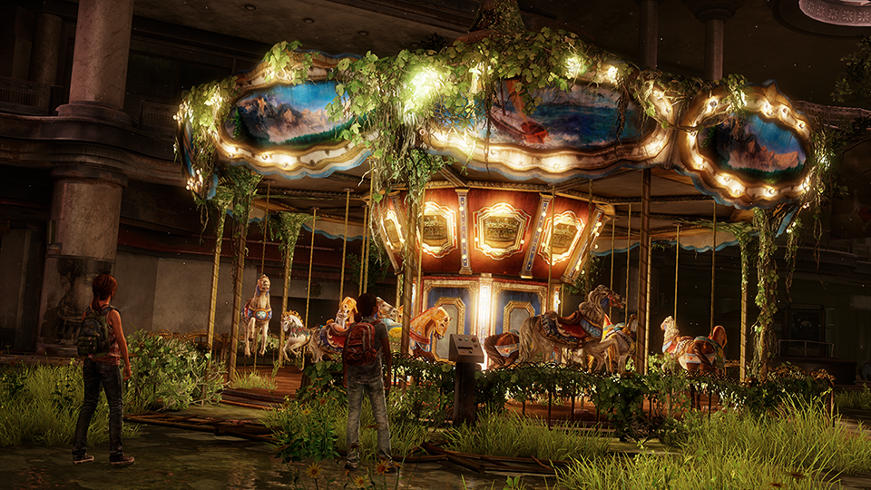 The Last of Us: Left Behind Available Now