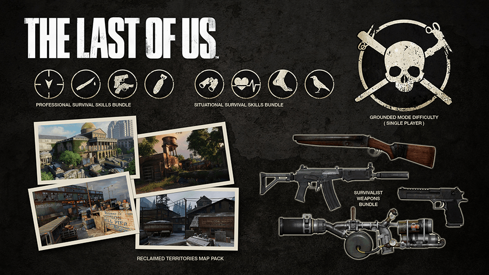 The Last of Us: New DLC and Season Pass End