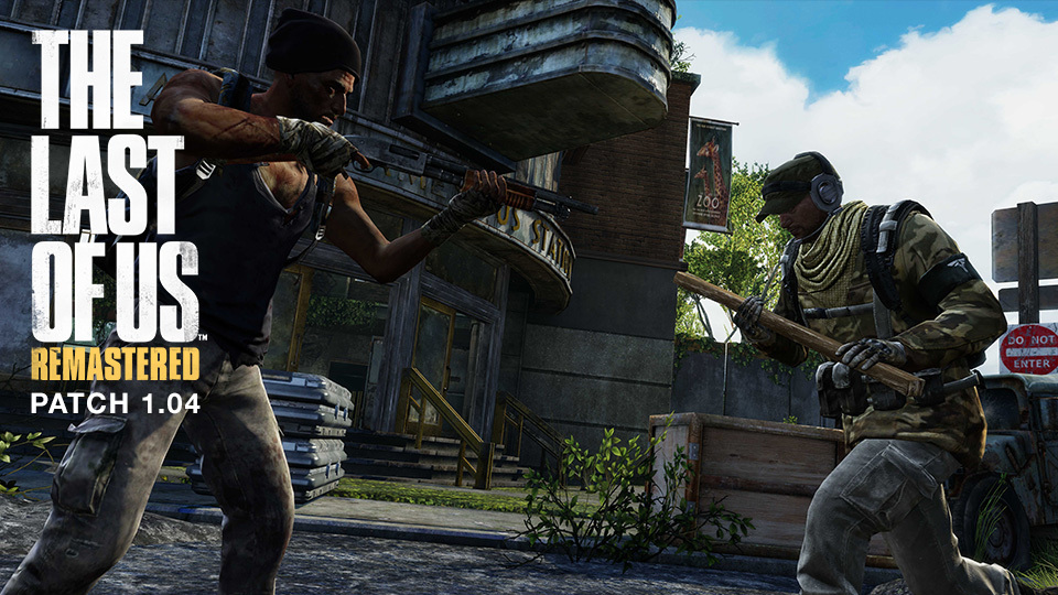 The Last of Us Remastered Patch 1.04