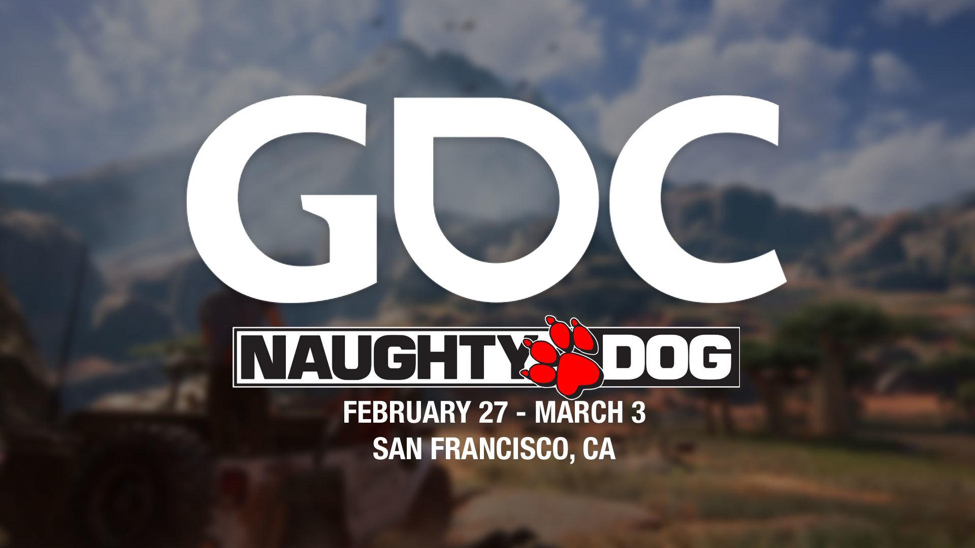 Naughty Dog at GDC 2017