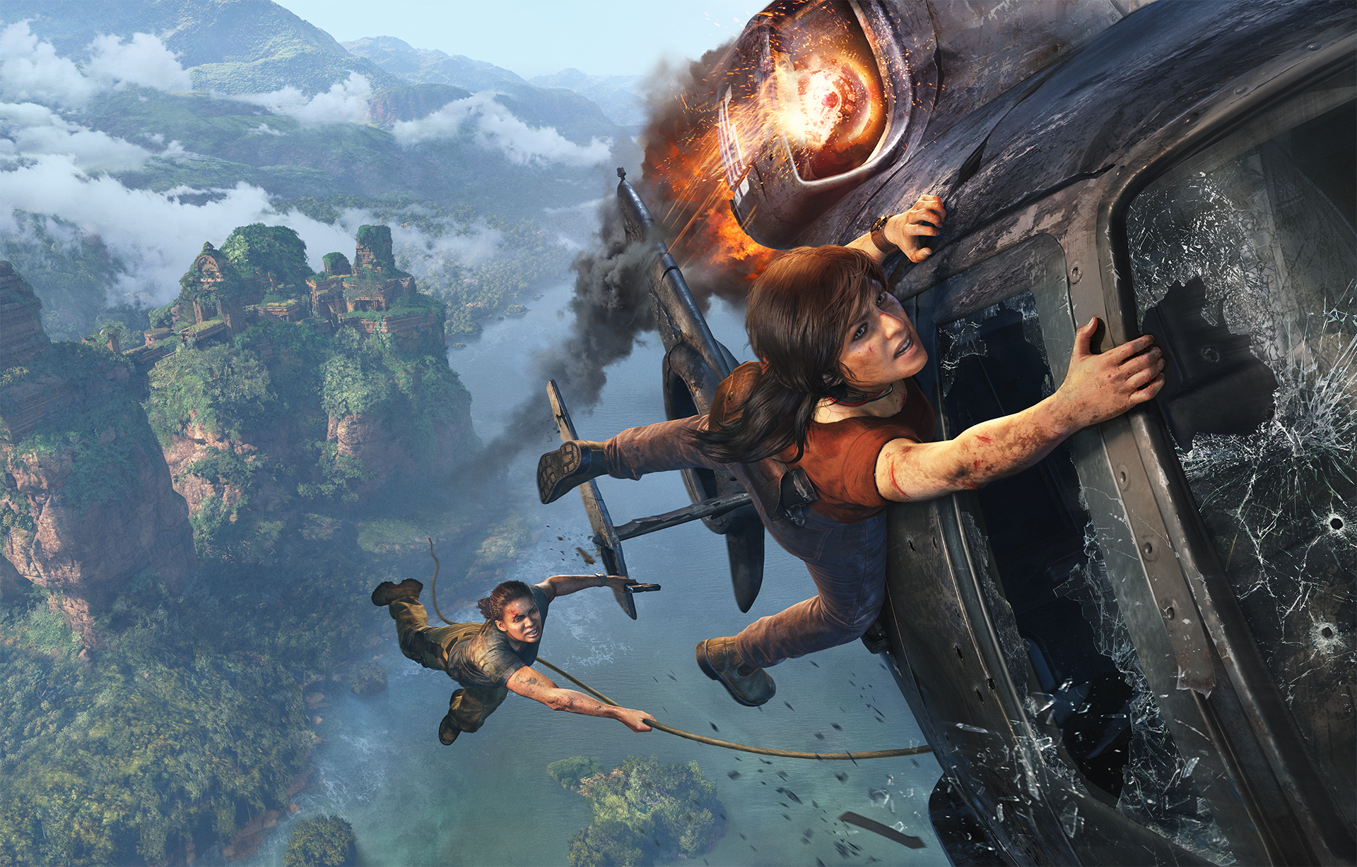 Uncharted: The Lost Legacy is Out Now on PS4