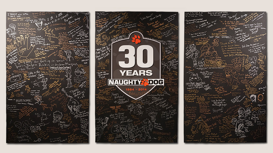 Naughty Dog 30 Year Anniversary Gallery Show Recap and Future Plans