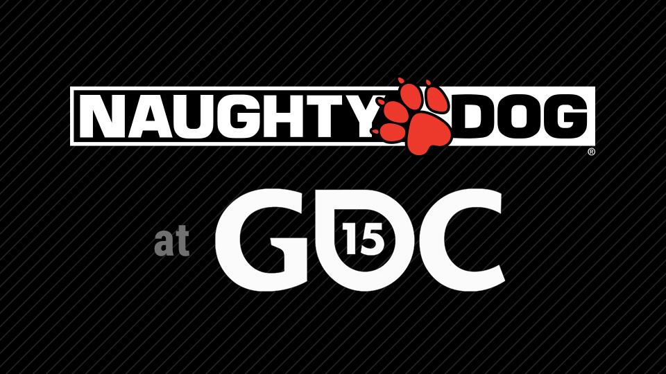 2015 Naughty Dog GDC Talks and Art Bootcamp