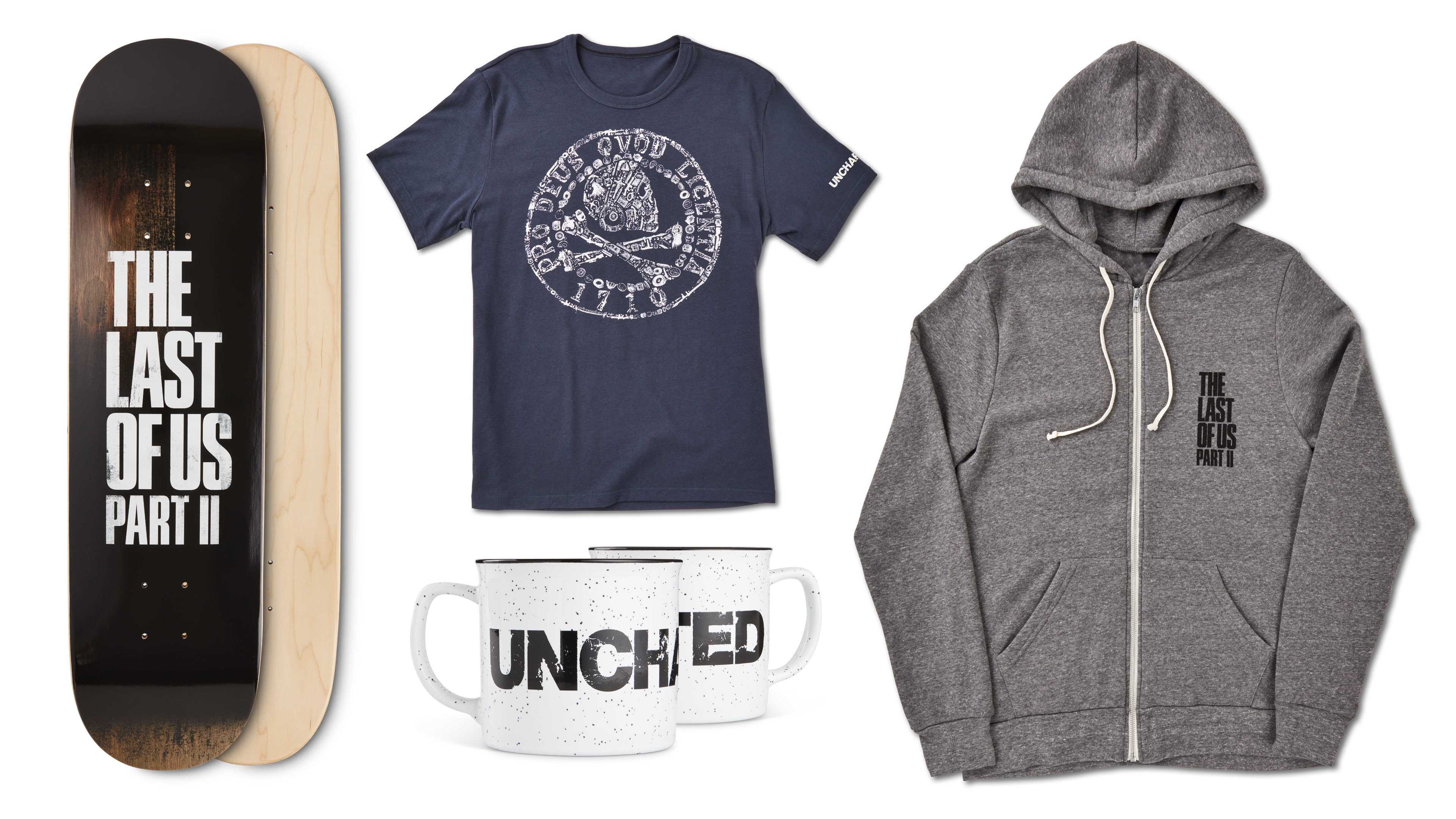 New The Last of Us and Uncharted Merch Now Available