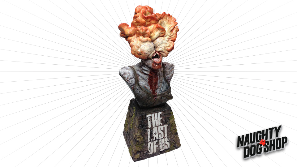 The Naughty Dog Shop: Clicker Bust