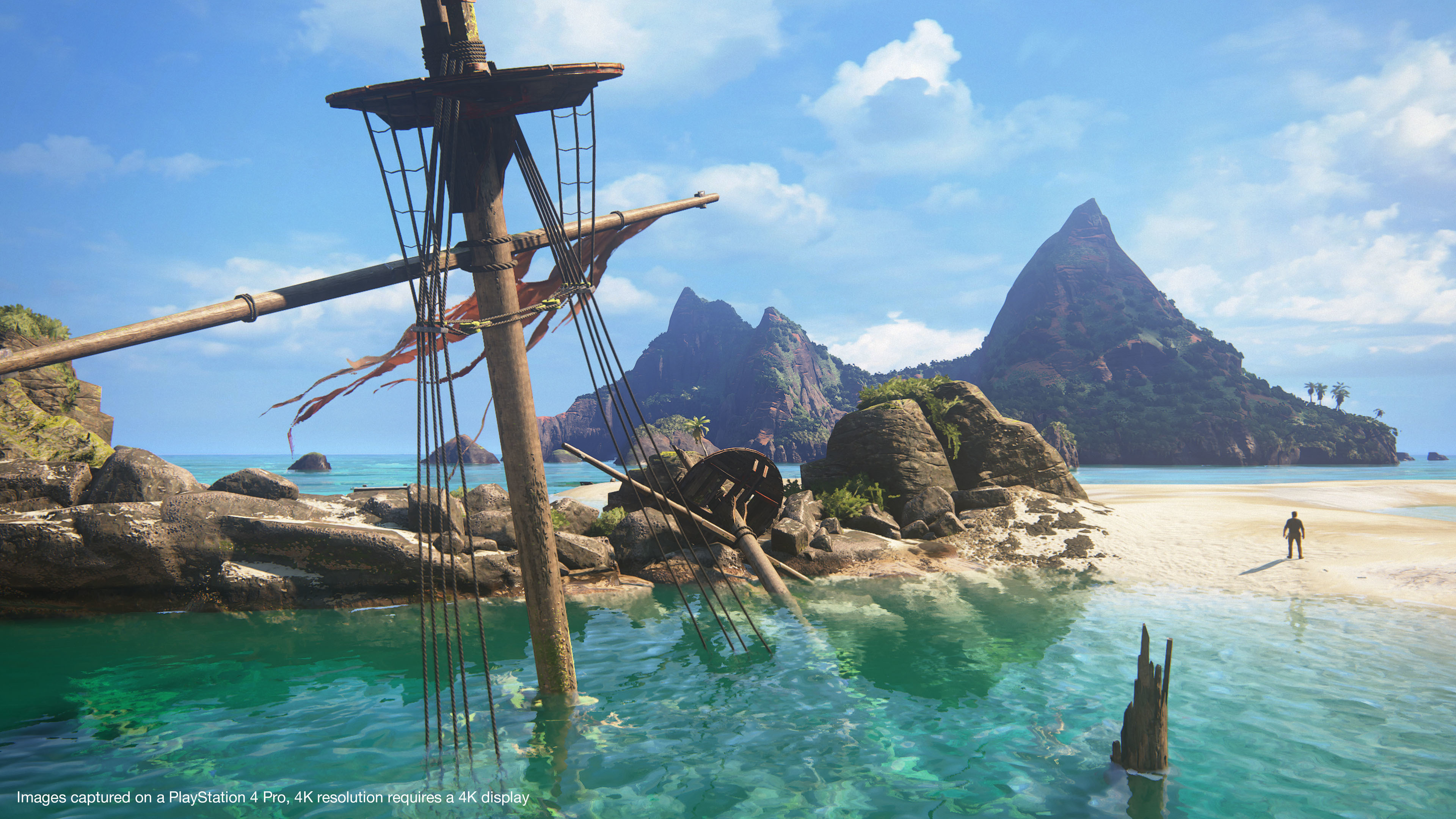 Uncharted 4 and The Last of Us Remastered on PS4 Pro