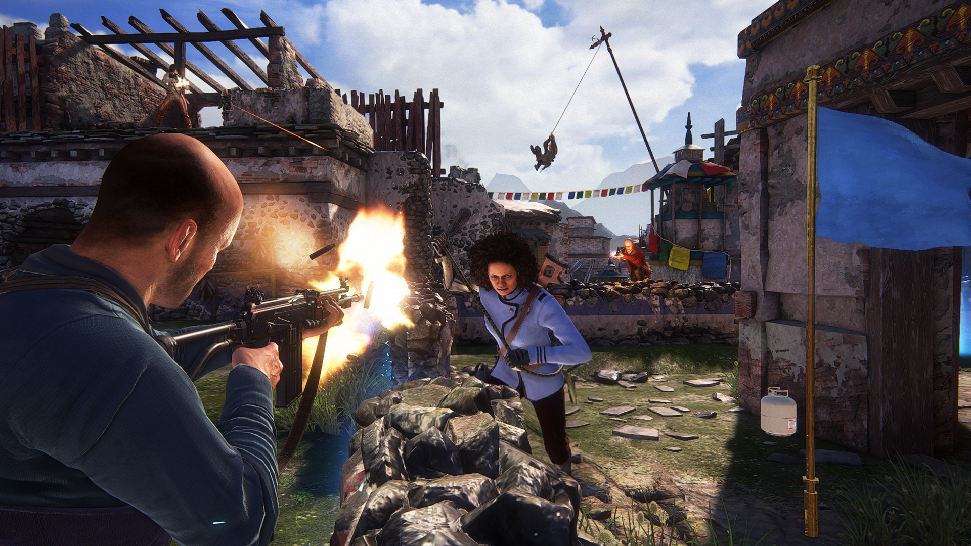 Uncharted 4 Multiplayer: Double XP, 50% Off Sale, and Classic Mode This Weekend
