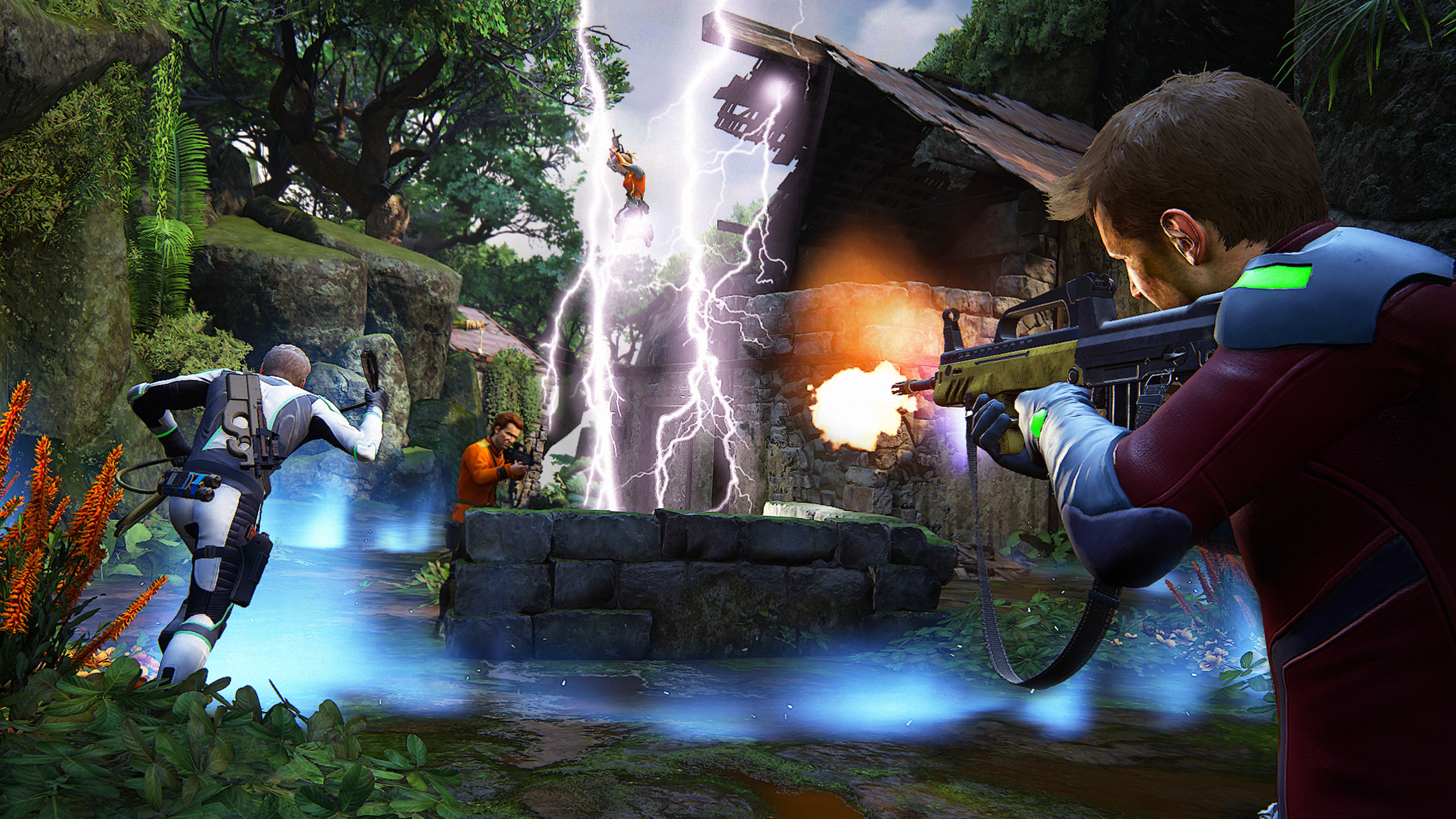 Uncharted 4 Multiplayer: New Mode, Weapons, and More Launching March 17