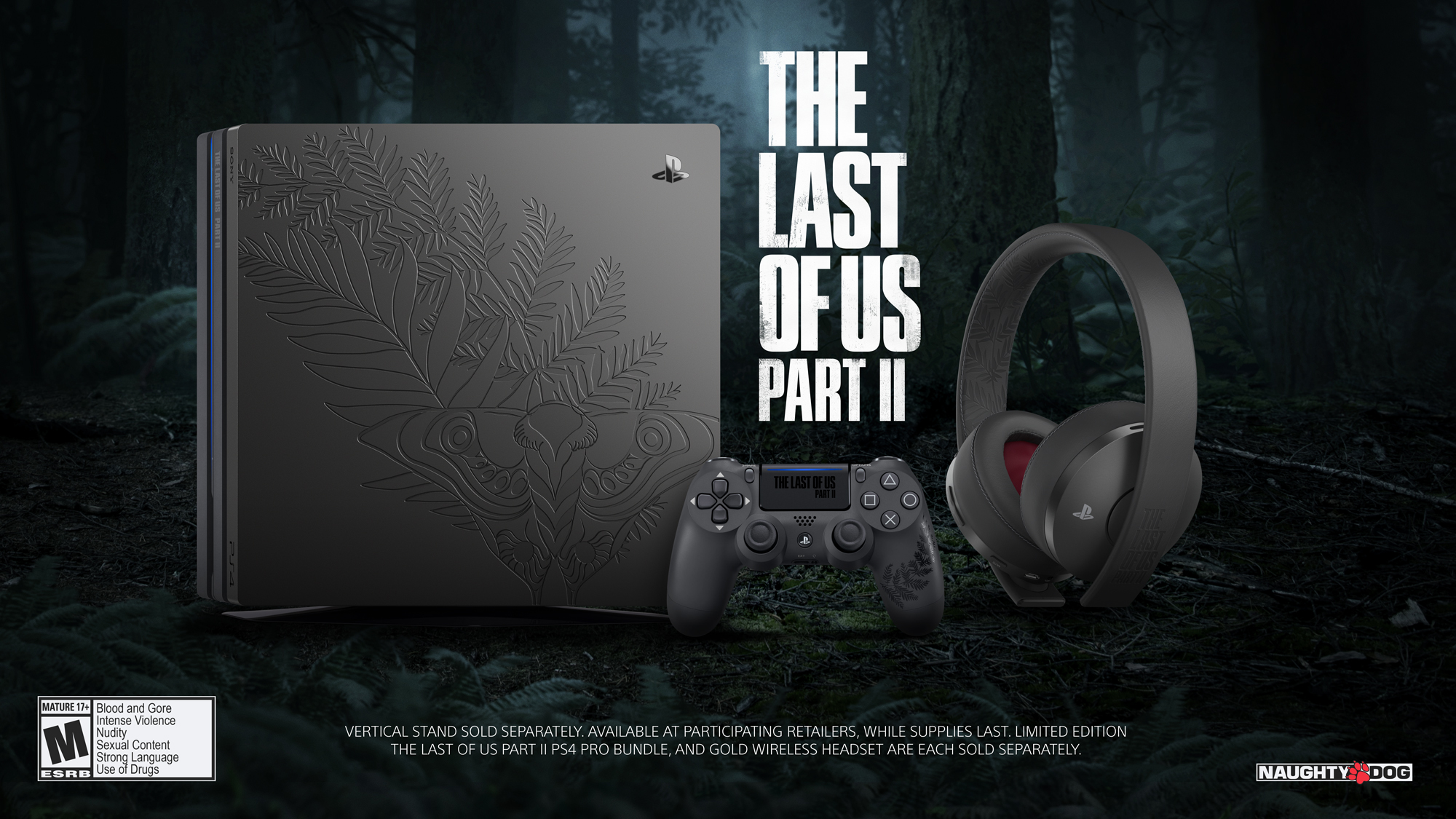 The Last of Us Part II Limited Edition Collection Revealed