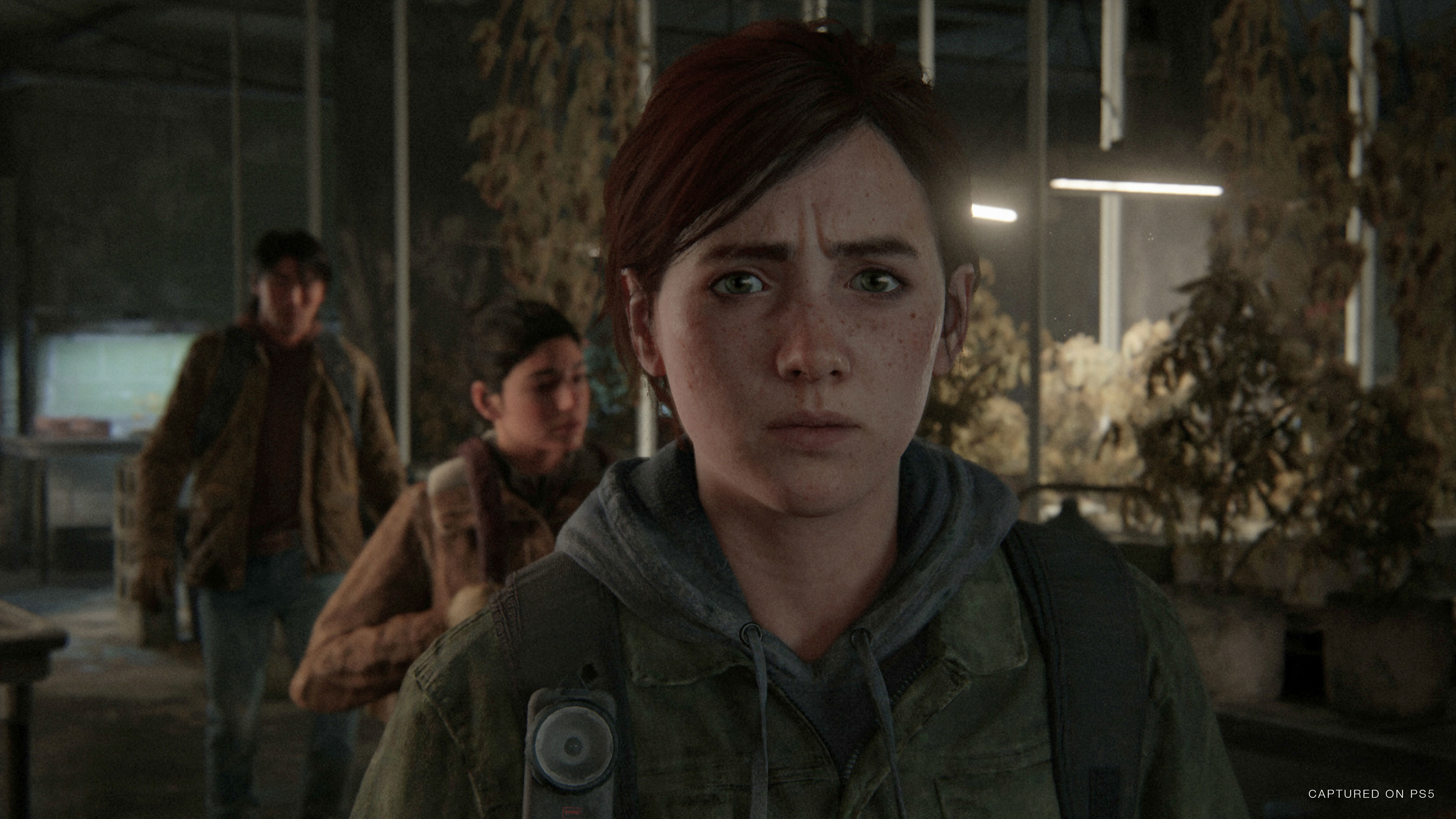 The Last of Us Part II Performance Patch for PS5