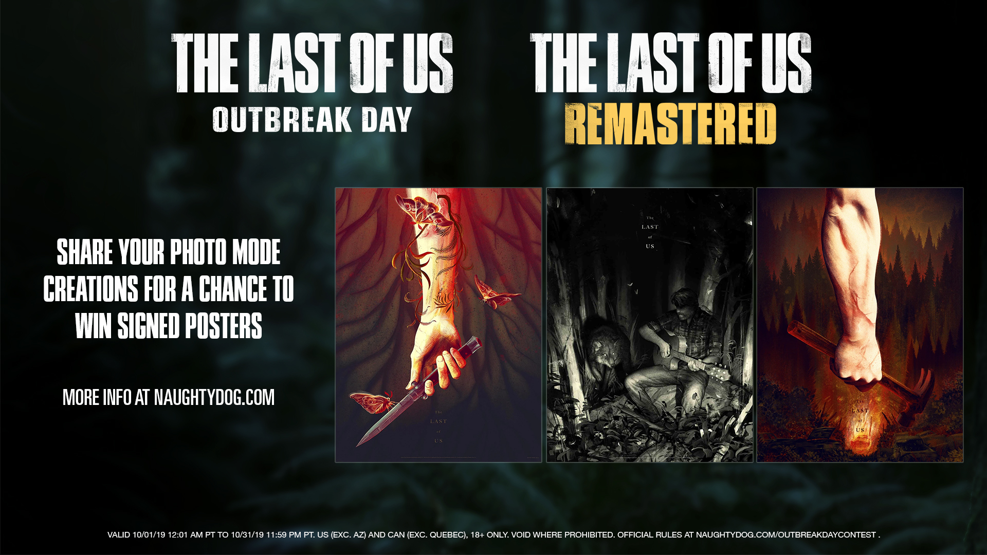 The Last of Us Part II: Outbreak Day 2019 - Image 1