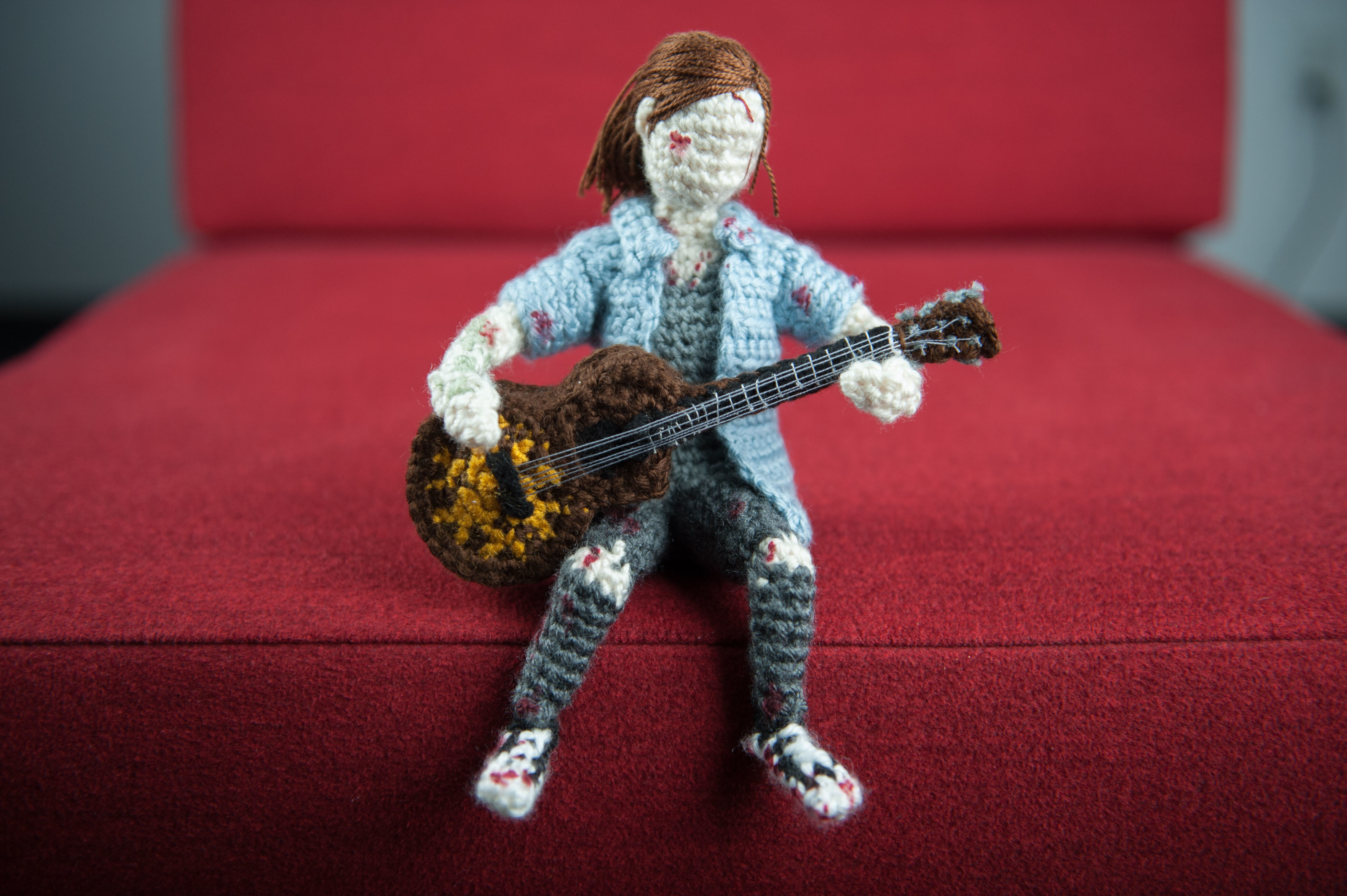 Make Your Own Crochet Ellie from The Last of Us Part II