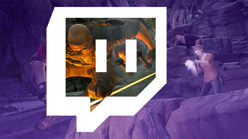 All about Uncharted 4 Multiplayer Twitch broadcast - May 4