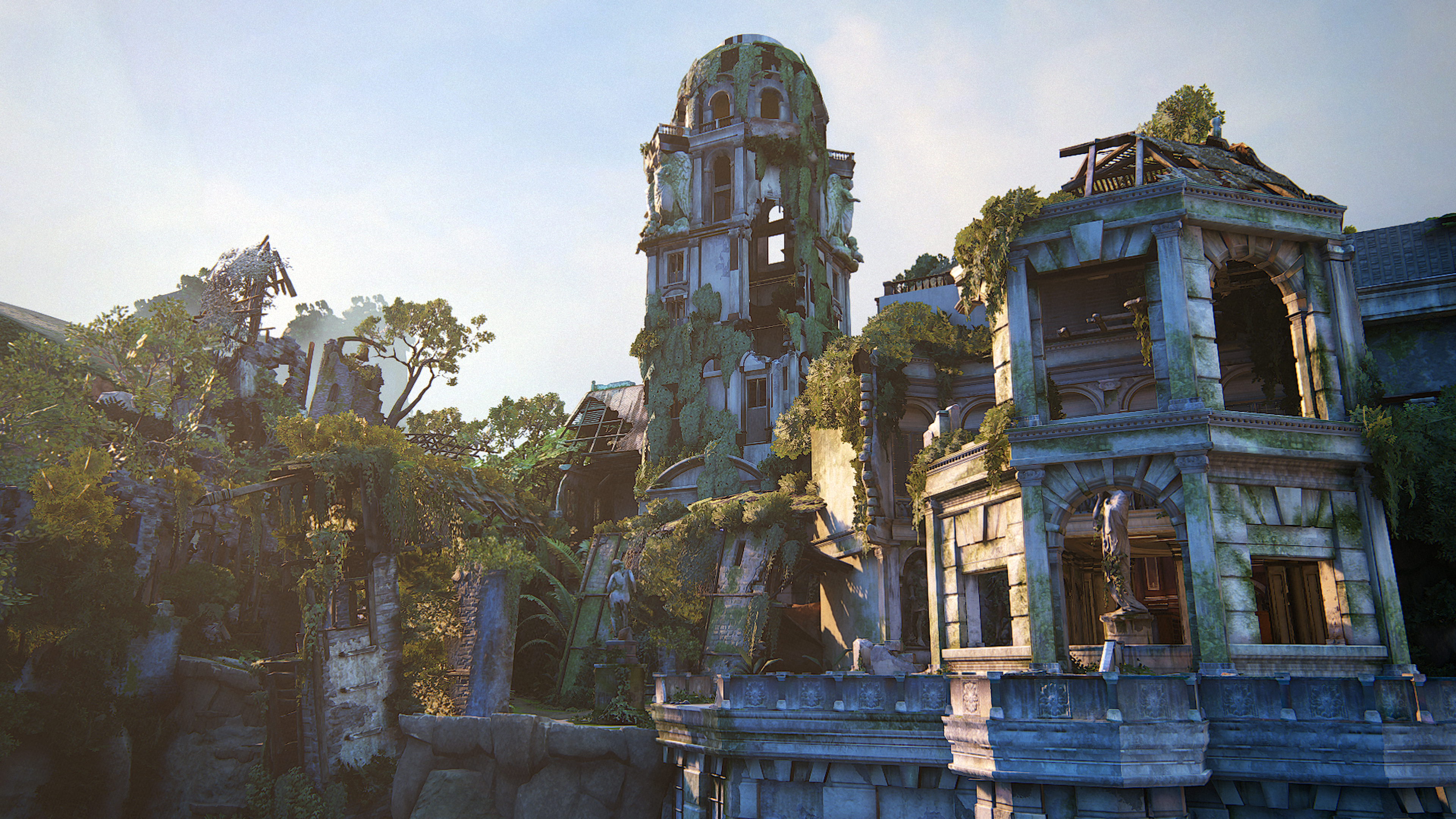 New Treasury Map Now Available in Uncharted 4 Multiplayer