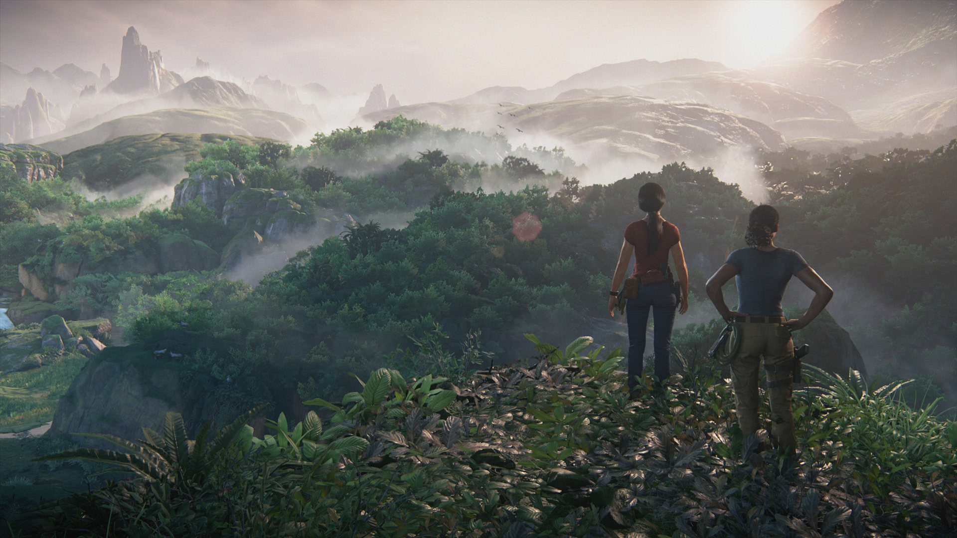 Get an Inside Look at Uncharted: The Lost Legacy