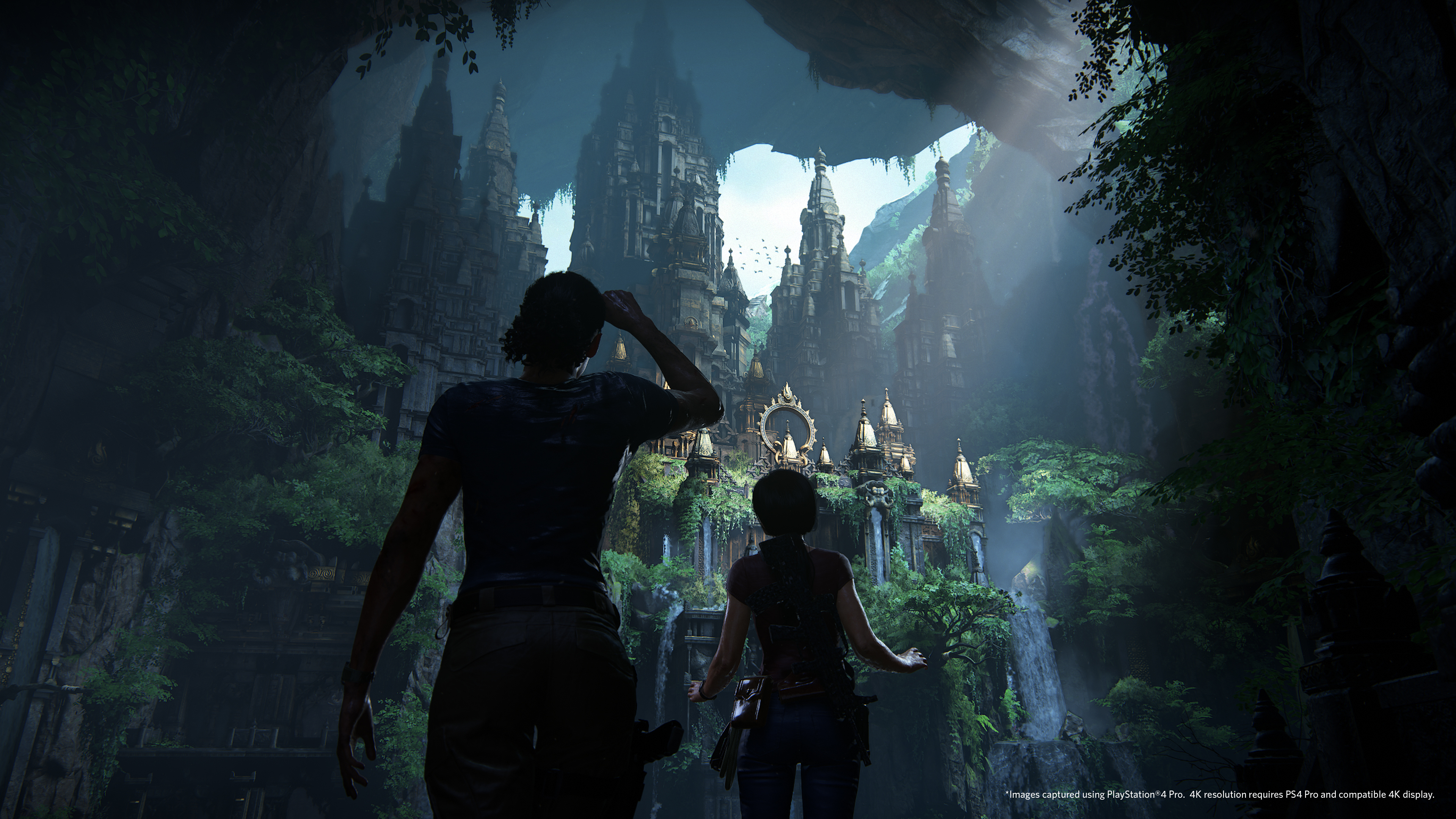 Watch the New E3 Story Trailer for Uncharted: The Lost Legacy